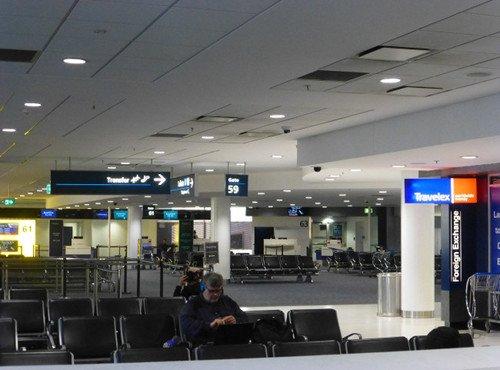 Flughafen Sydney, Transitbereich 2