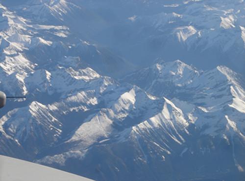 Gebirge, Eindruck, Neuseeland