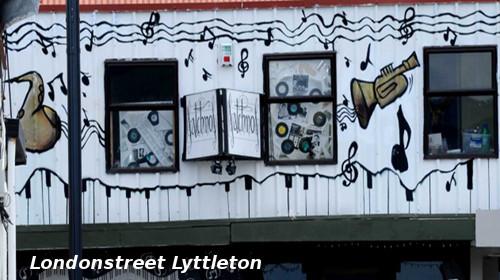 London Street Lyttleton