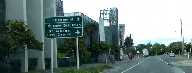 Christchurch entdecken Teil 1