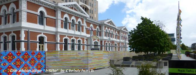 Christchurch entdecken Teil 4