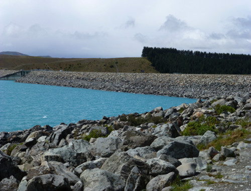 Lake Pukaki Nov. 2014