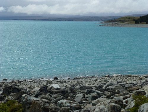 Lake Pukaki 2014