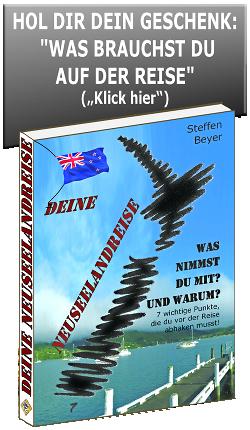 Gratis-E-Book, Neuseeland-Was brauchst du auf der Reise