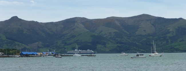Von Christchurch nach Akaroa