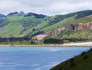 Aramoana, Neuseeland Südinsel