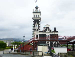 Bahnhof von Dunedin
