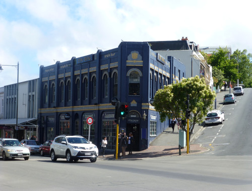 Dunedin, Georgestreet, Irish Bar