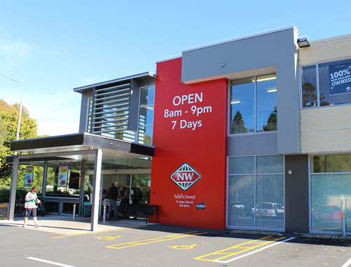 Dunedin North New World Supermarkt