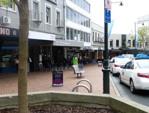 Neuseeland, Dunedin, Octagon 2
