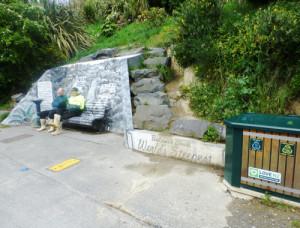 Baldwinstreet in Dunedin, ganz oben 2