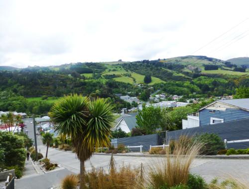 Baldwinstreet in Dunedin, oben 2