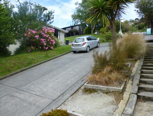 an der Baldwinstreet in Dunedin 2
