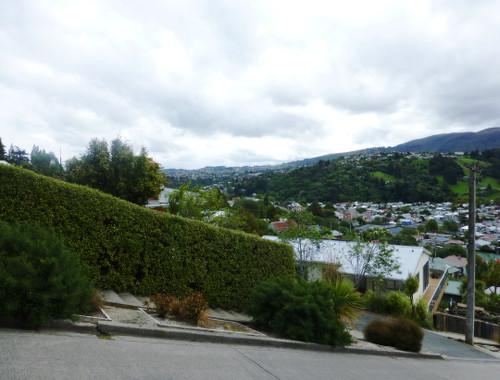 Auf der Baldwinstreet in Dunedin, Neuseeland 4