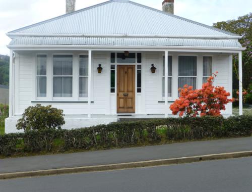 Auf der Baldwinstreet in Dunedin, Neuseeland 5