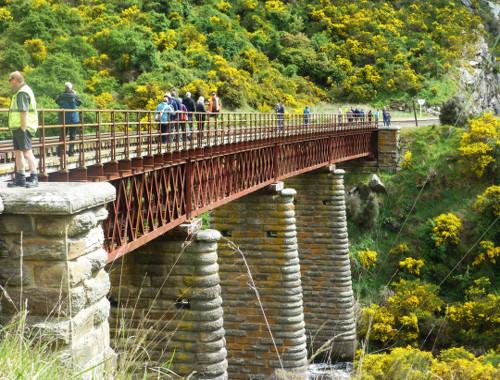 Dunedin. Taeri Gorge, Deep Stream 6