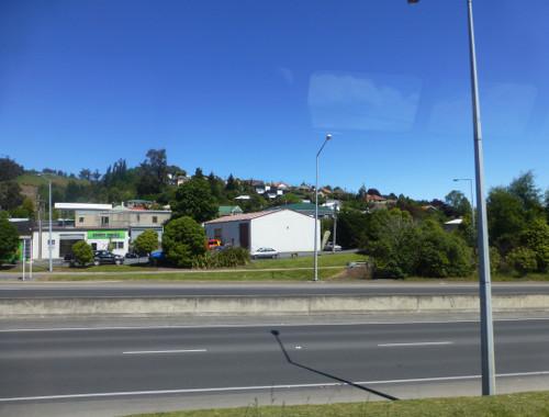 Dunedin, Taeri Gorge, an der Strecke 6