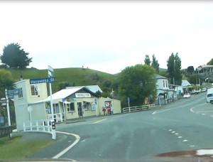 Otago Peninsula, in Portobello am Store