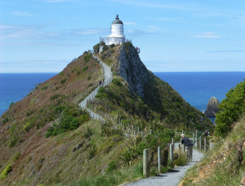 Nugget Point-Südinsel-Ostküste Neuseeland 8