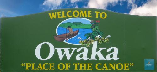 Welcome to Owaka