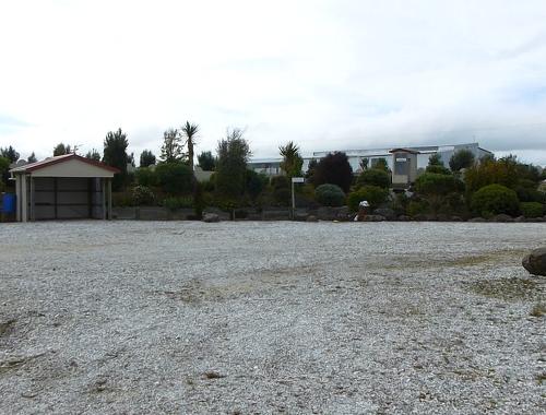 Lignite-Pit Scenic Stop, Parkplatz, Campingplatz