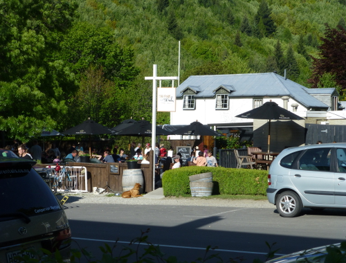 Arrowtown-Neuseeland 1