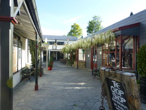 Arrowtown-Neuseeland 5