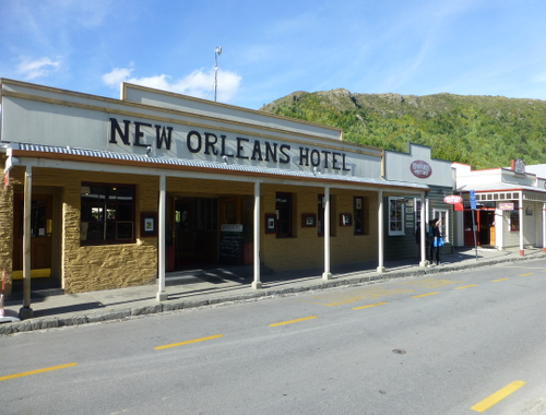 Arrowtown-Neuseeland 6
