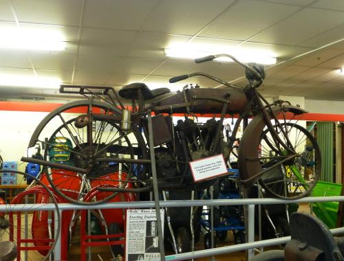 Werkzeugladen Invercargill, Oldtimerausstellung 20