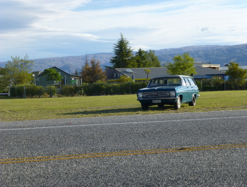 Cromwell, Central Otago,