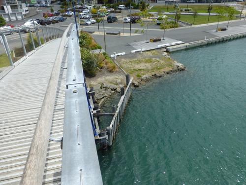 am Yachthafen in Picton Neuseeland 4