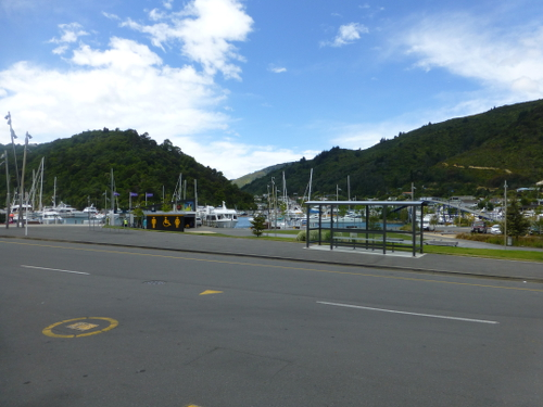 in Picton Neuseeland 7