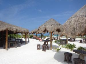 Tulum – historische Ruinen und der Strand