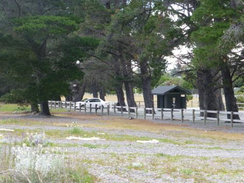 DOC Campingplatz - Rarangi, Neuseeland
