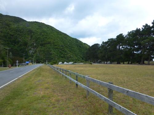 DOC Campingplatz - Rarangi, Neuseeland 10