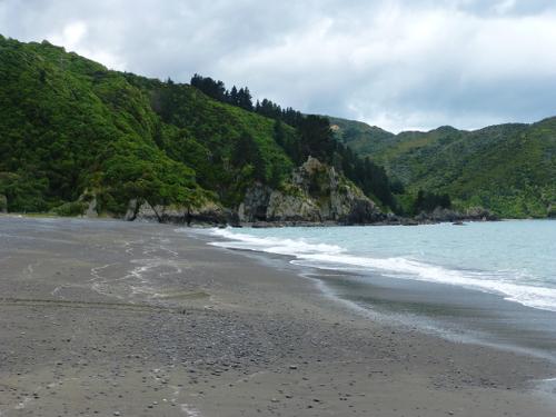 DOC Campingplatz - Rarangi, Neuseeland 8