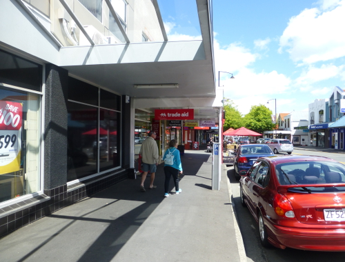 Neuseeland, Nelson, Hardy Street, Fairtrade, Trade Aid