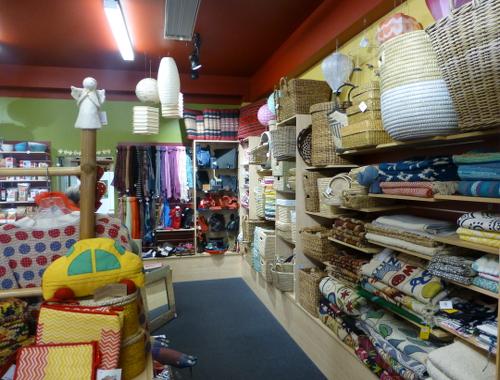 Neuseeland, Nelson, Hardy Street, Fairtrade, Trade Aid Shop 2