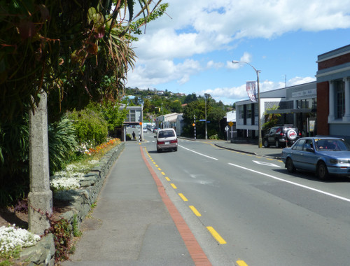 Neuseeland, Nelson, Selwyn Pl.