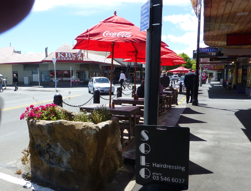 Neuseeland, Nelson, Zentrum 2