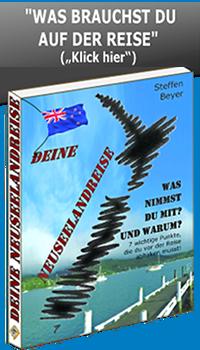 E-Book, Neuseeland-Was brauchst du auf der Reise 2017