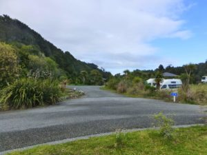 DOC Campingplatz am Lake Mahinapua NZ Westküste 5