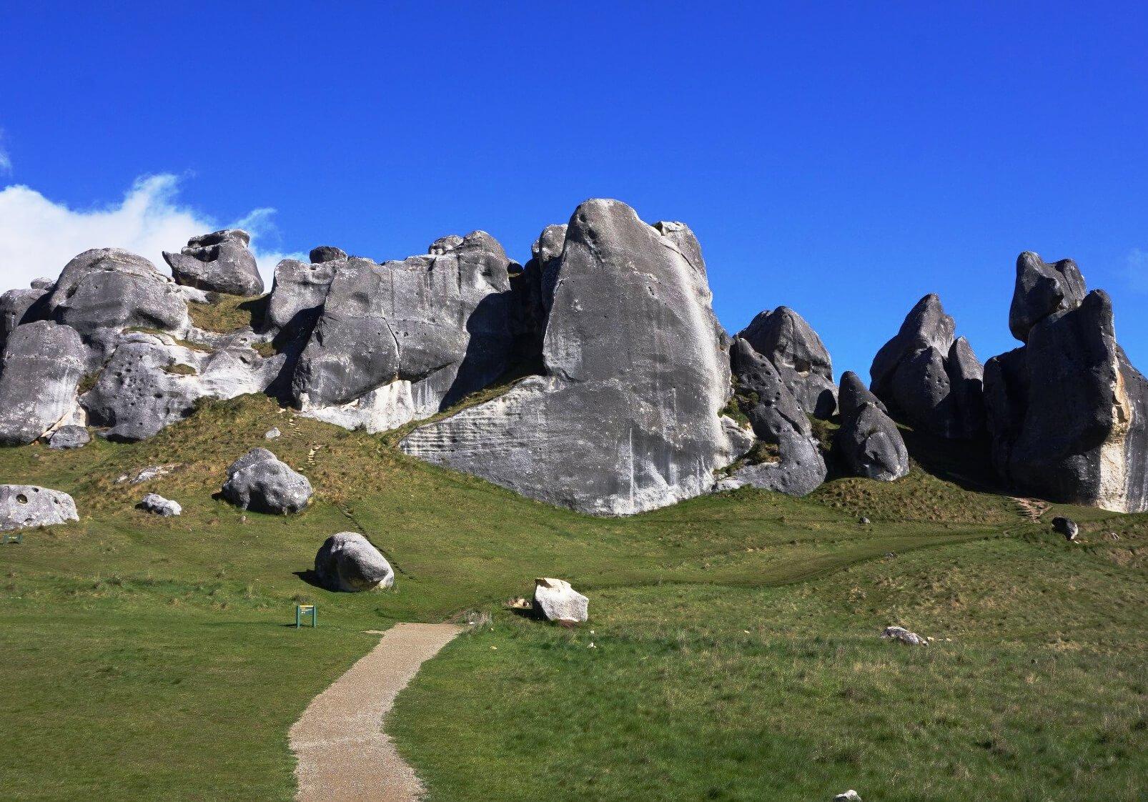 Castle Hill neuseeland 6