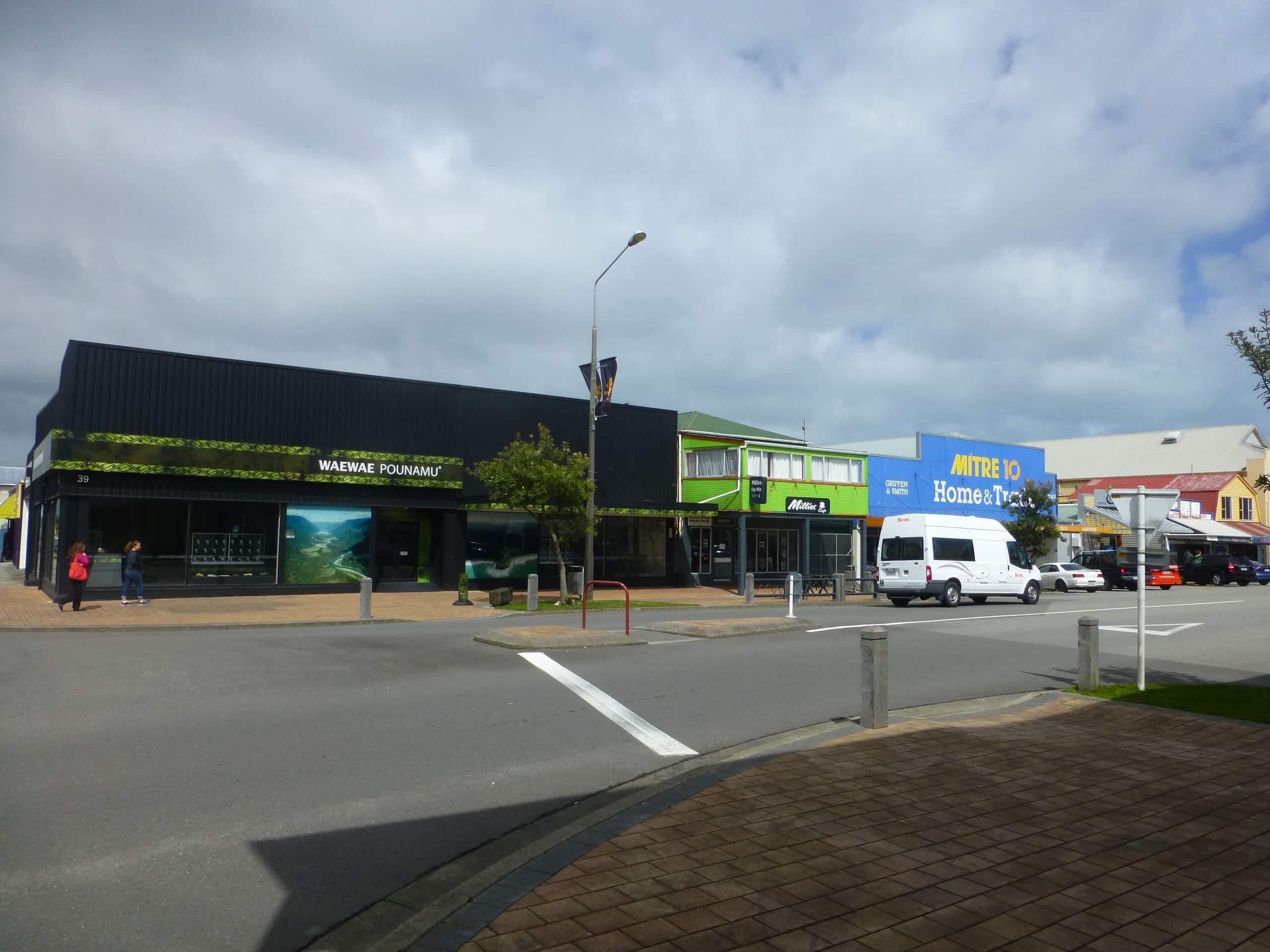 Hokitika Westküste, Neuseeland 2
