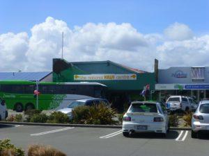 mitten in Hokitika, The National Kiwi Centre 1