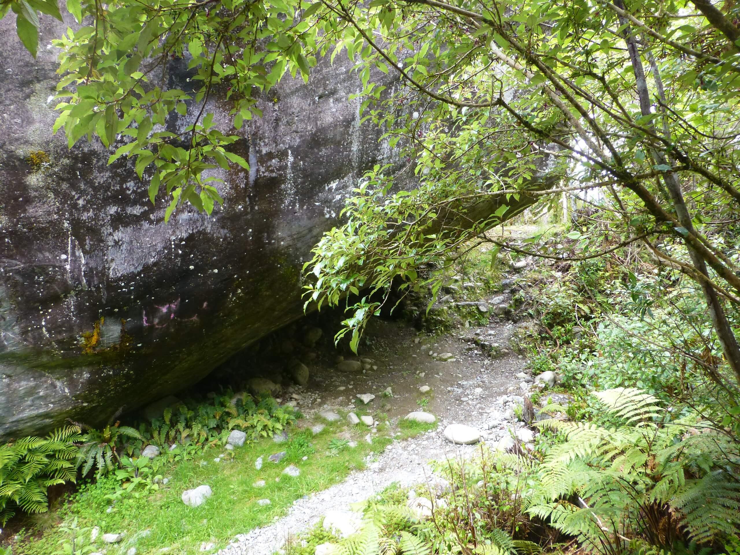 Londonderry Rock Neuseeland 2