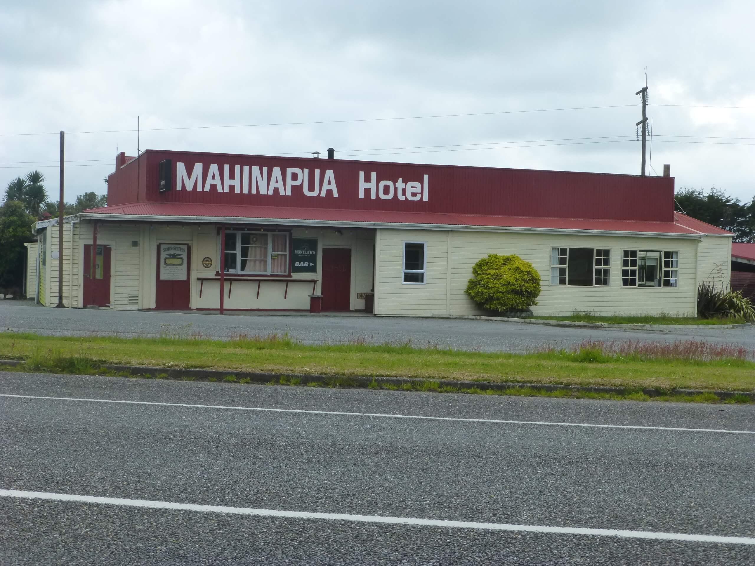 Mahinapua Hotel 2