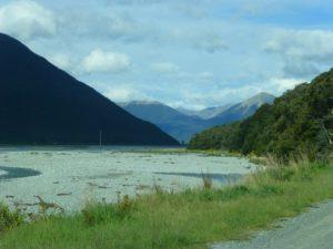 am Waimakariri River, S37 bei Arthurs Pass 5