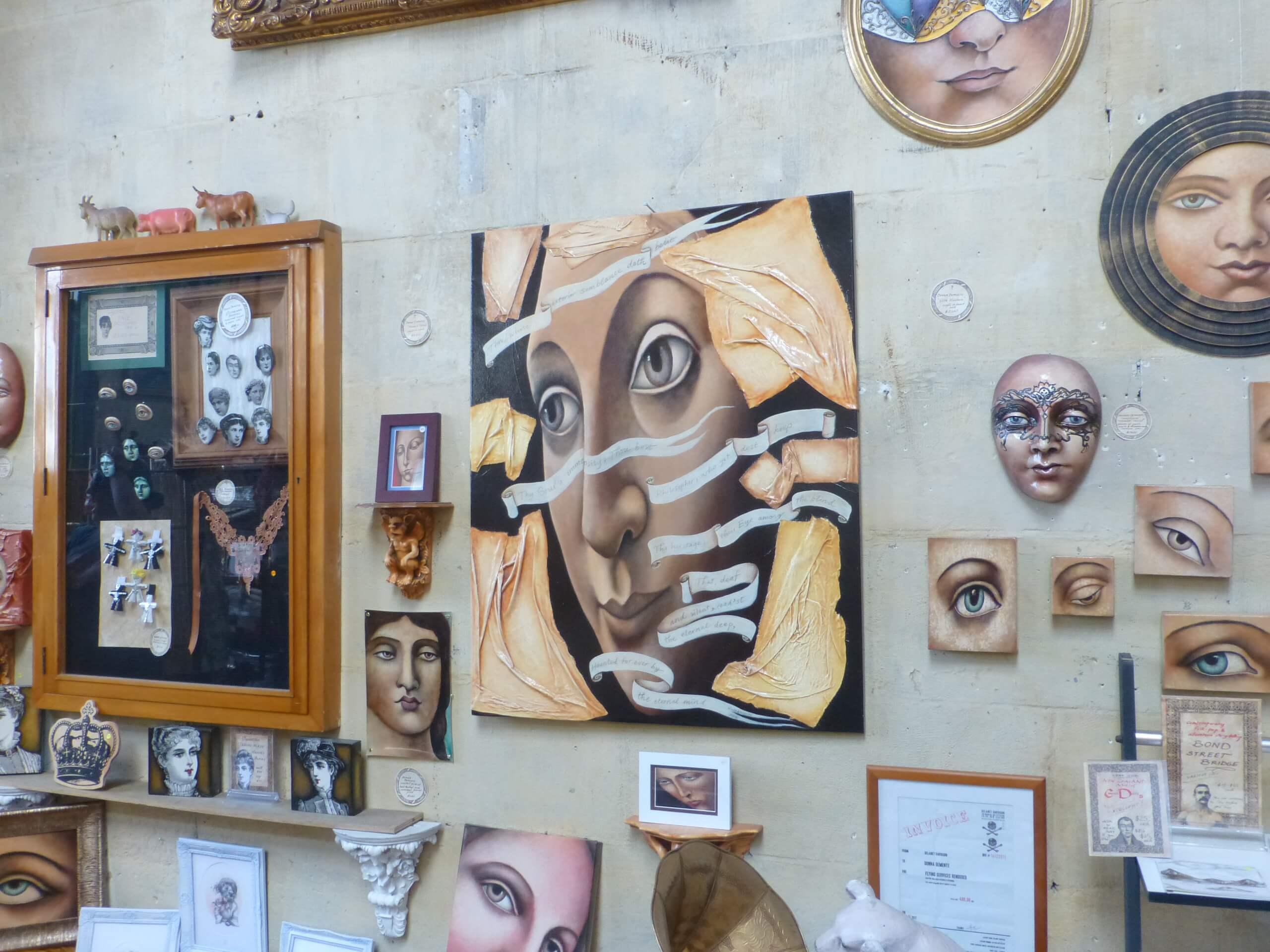 Grainstore Gallery, Oamaru 14
