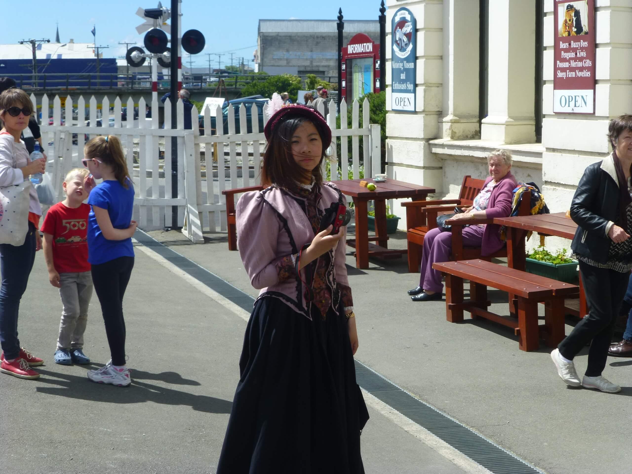 Viktorian Festival in Oamaru 1